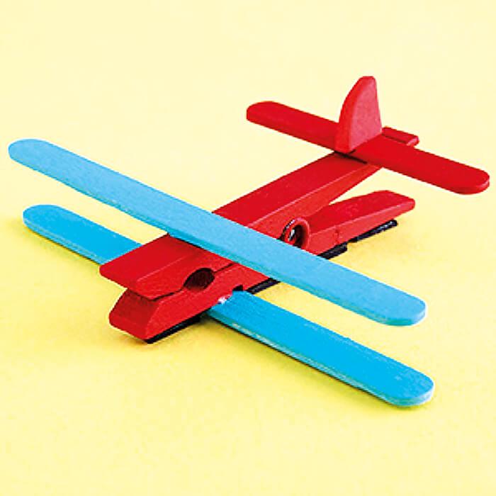 avion de paletas
